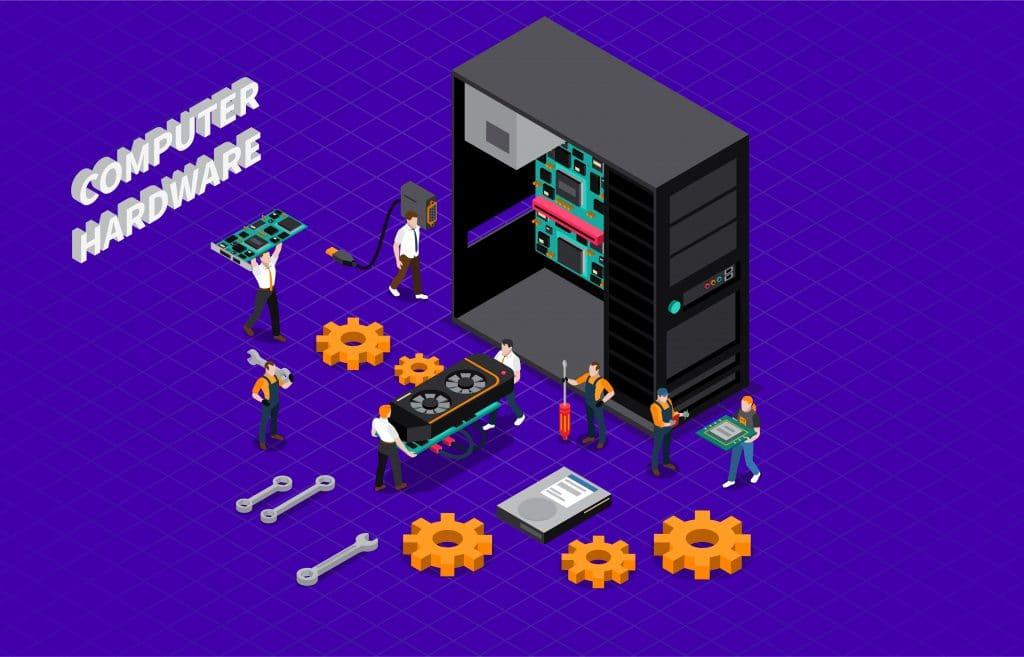 Server Hardware Resources