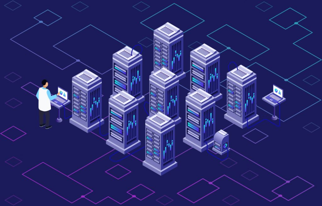 what is data center
