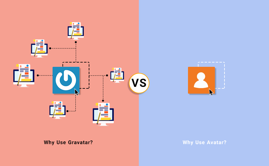Difference Between Avatar and Gravatar