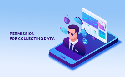 permission for collecting data