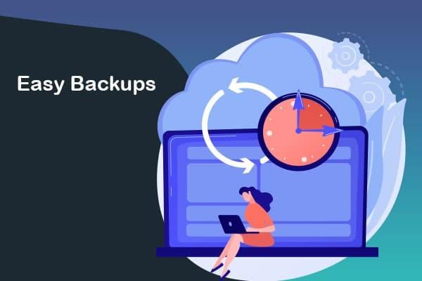 easy backups