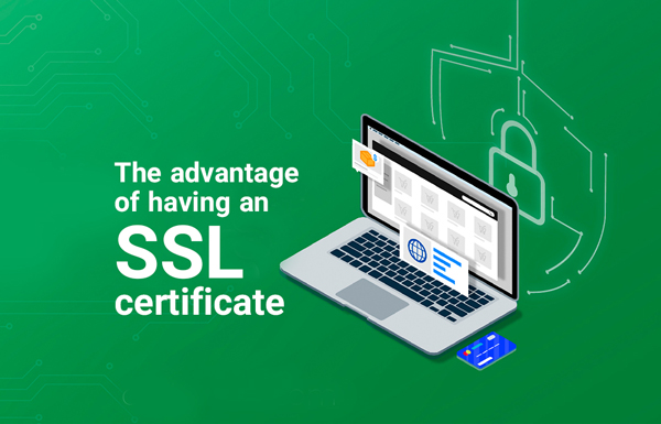 advantage of ssl certificate