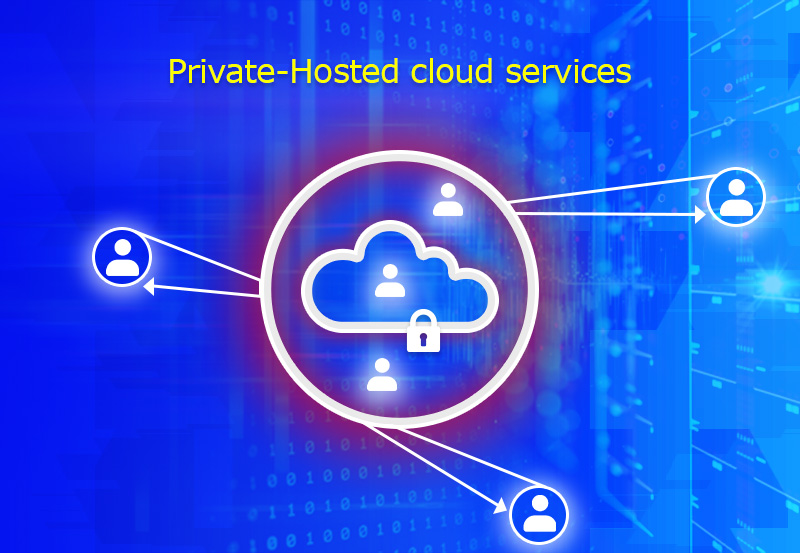 Private-Hosted Cloud Services