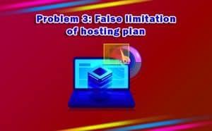 False Limitation of Hosting Plan