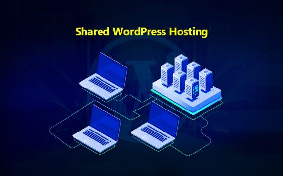 Shared WordPress hosting