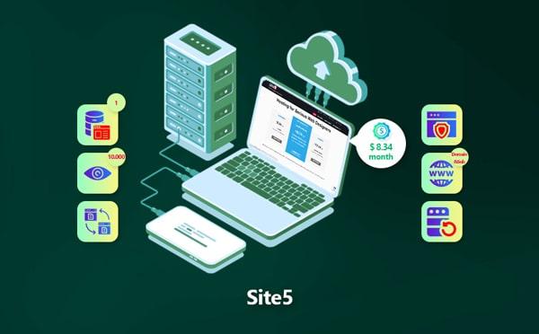 Site5 Web hosting