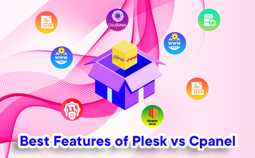 best features of Plesk vs cPanel