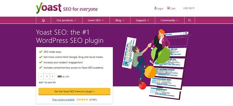 yoast seo plugin site