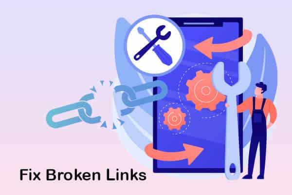 fix broken links