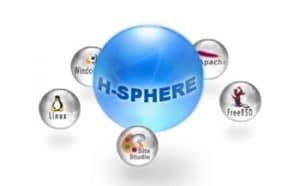 h spher logo