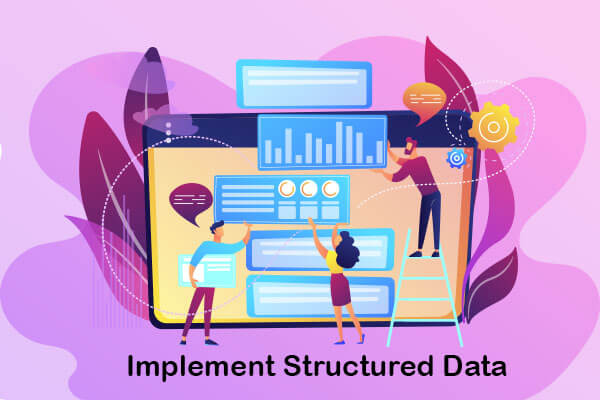 implement structured data