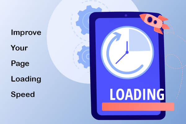 improve your page loading speed