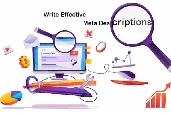 write effective meta descriptions