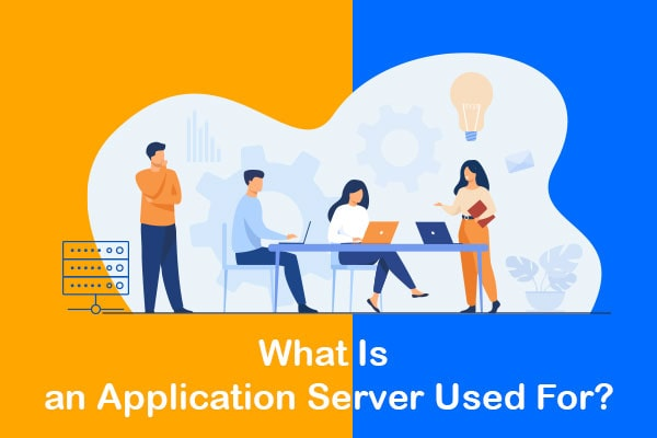 what is an application server used for