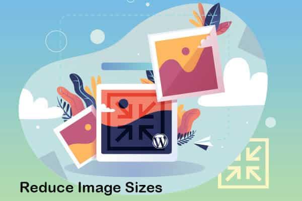 reduce image sizes